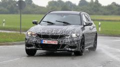 Nuova BMW Serie 3: gli ultimi collaudi prima di Parigi 2018 - Immagine: 21