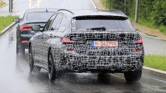 Nuova BMW Serie 3: gli ultimi collaudi prima di Parigi 2018 - Immagine: 23