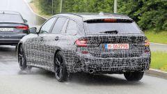 Nuova BMW Serie 3: gli ultimi collaudi prima di Parigi 2018 - Immagine: 25