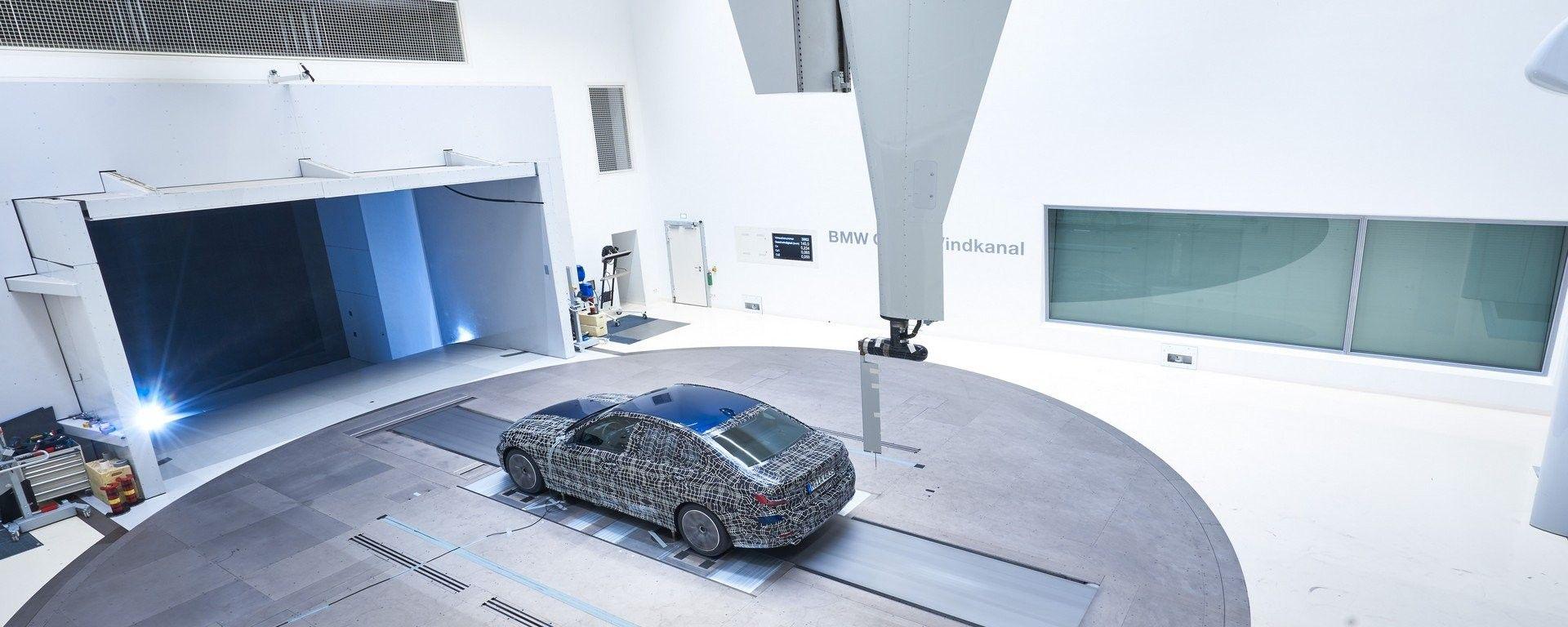 Nuova BMW Serie 3: gli ultimi collaudi prima di Parigi 2018