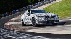 Nuova BMW Serie 3: gli ultimi collaudi prima di Parigi 2018 - Immagine: 26