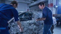 Nuova BMW Serie 3: gli ultimi collaudi prima di Parigi 2018 - Immagine: 6