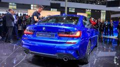 Nuova BMW Serie 3: in video dal Salone di Parigi 2018 - Immagine: 4