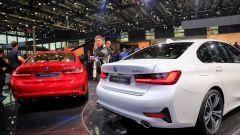 Nuova BMW Serie 3: in video dal Salone di Parigi 2018 - Immagine: 3