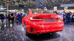 Nuova BMW Serie 3: in video dal Salone di Parigi 2018 - Immagine: 8