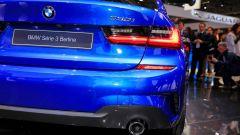 Nuova BMW Serie 3: in video dal Salone di Parigi 2018 - Immagine: 15