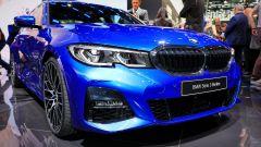 Nuova BMW Serie 3: in video dal Salone di Parigi 2018 - Immagine: 20