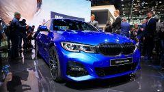 Nuova BMW Serie 3: in video dal Salone di Parigi 2018 - Immagine: 21