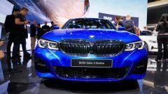 Nuova BMW Serie 3: in video dal Salone di Parigi 2018 - Immagine: 25