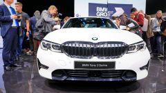 Nuova BMW Serie 3: in video dal Salone di Parigi 2018 - Immagine: 29