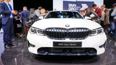 Nuova BMW Serie 3: in video dal Salone di Parigi 2018 - Immagine: 30