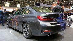 Nuova BMW Serie 3: in video dal Salone di Parigi 2018 - Immagine: 88