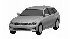 BMW Serie 3 Touring: nuova station wagon arriva a Ginevra  - Immagine: 5