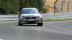 Nuova BMW Serie 3 Touring 2019: vista frontale