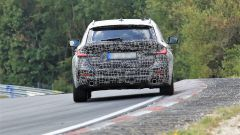 Nuova BMW Serie 3 Touring 2019: vista posteriore