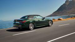 Nuova BMW Serie 4 Cabrio: 3/4 posteriore