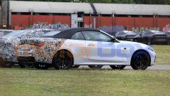 Nuova BMW Serie 4 Cabrio, quasi pronta per il lancio