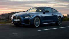 Nuova BMW Serie 4 Coupé 2020: foto, motori, uscita, come cambia