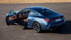Nuova BMW Serie 4 Coupé, anche con tecnologia mild hybrid
