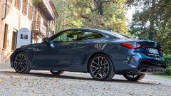 Nuova BMW Serie 4 Coupé: dettaglio della coda