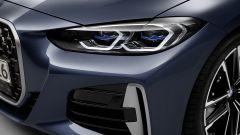 Nuova BMW Serie 4 Coupé, fari anteriori