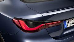 Nuova BMW Serie 4 Coupé, fari posteriori