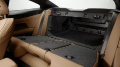 Nuova BMW Serie 4 Coupé: gli schienali posteriori sono tutti abbattibili