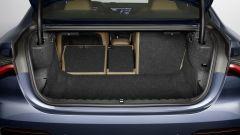 Nuova BMW Serie 4 Coupé, il bagagliaio