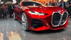 Nuova BMW Serie 4 Coupé: il concept 4 visto al Salone di Francoforte 2019