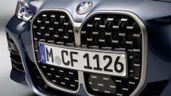 Nuova BMW Serie 4 Coupé, il maxi doppio rene