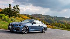 Nuova BMW Serie 4 Coupé: il test sulle colline piemontesi