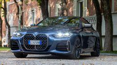 Nuova BMW Serie 4 Coupé: la firma luminosa