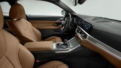 Nuova BMW Serie 4 Coupé: la plancia