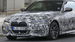 Nuova BMW Serie 4 Coupé: le foto quasi definitive della sportiva tedesca