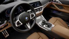 Nuova BMW Serie 4 Coupé: tecnologie di bordo in bella vista
