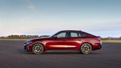 Nuova BMW Serie 4 Gran Coupé: il profilo molto equilibrato