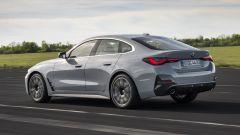 Nuova BMW Serie 4 Gran Coupé: motori benzina e diesel, a 4 e 6 cilindri anche mild-hybrid