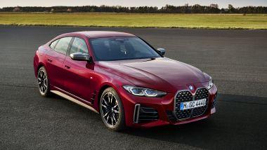 Nuova BMW Serie 4 Gran Coupé: più grande e con nuovi motori