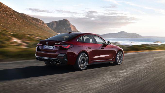Nuova BMW Serie 4 Gran Coupé: tanti cambiamenti per la sportiva di Monaco