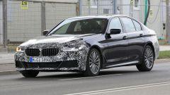 Nuova BMW Serie 5:  facelift di metà carriera