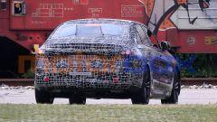 Nuova BMW Serie 5: il cofano bagagli dal profilo leggermente inclinato