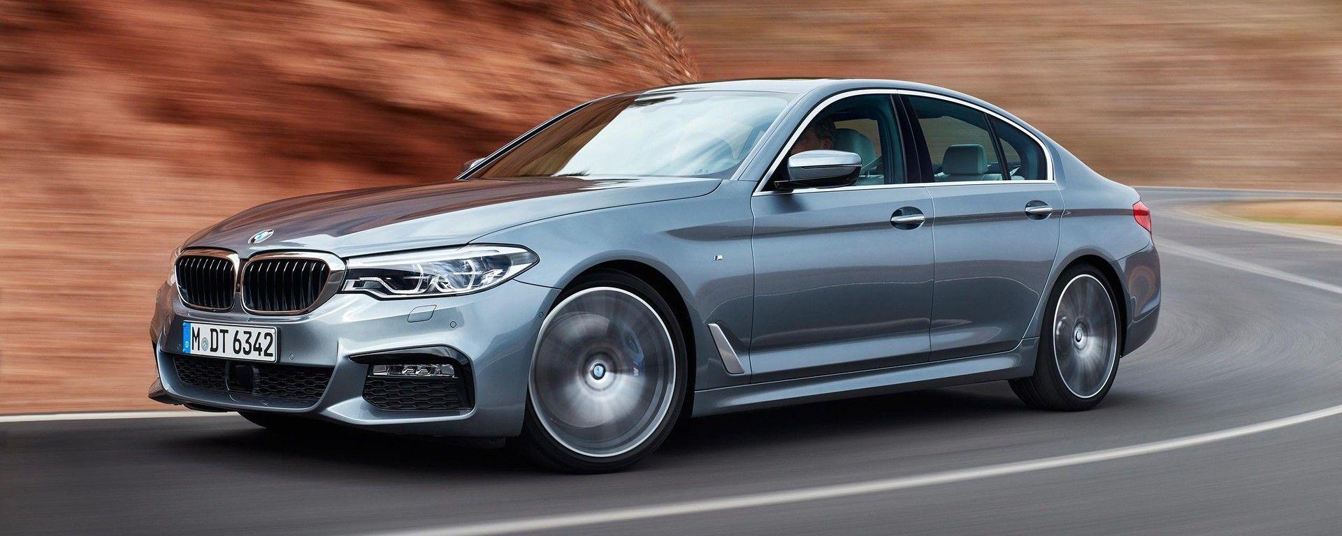 Nuova BMW Serie 5: prova, dotazioni, prezzi [Video]