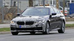 Nuova BMW Serie 5: quasi pronta per la presentazione
