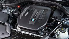 Nuova BMW Serie 5 Touring 2017: il motore