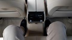 Nuova BMW Serie 5 Touring 2017: lo spazio a disposizione del quinto passeggero