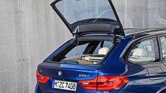 Nuova BMW Serie 5 Touring: il lunotto è apribile