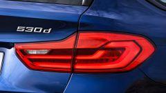 Nuova BMW Serie 5 Touring: il nuovo disegno delle luci posteriori