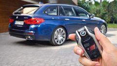 Nuova BMW Serie 5 Touring: la nuova chiave intelligente