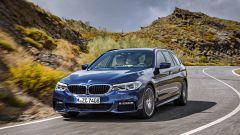 Nuova BMW Serie 5 Touring: la nuova generazione della station di Monaco debutterà al Salone di Ginevra 2017