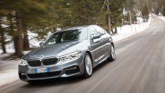 BMW xDrive Experience: al volante della Serie 5 MSport xDrive - Immagine: 2